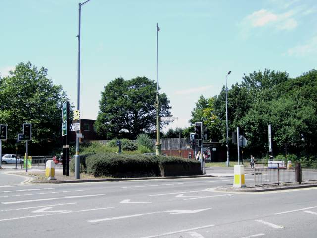 Bristol Road / Oak Tree Lane June 2010