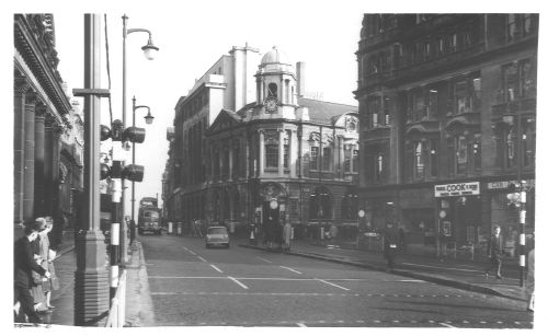 Colmore Row Nr Council House 1961