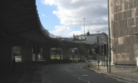 Corporation St Near Technical College 2006