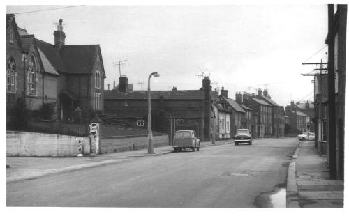 Homend nr Infants School 1964