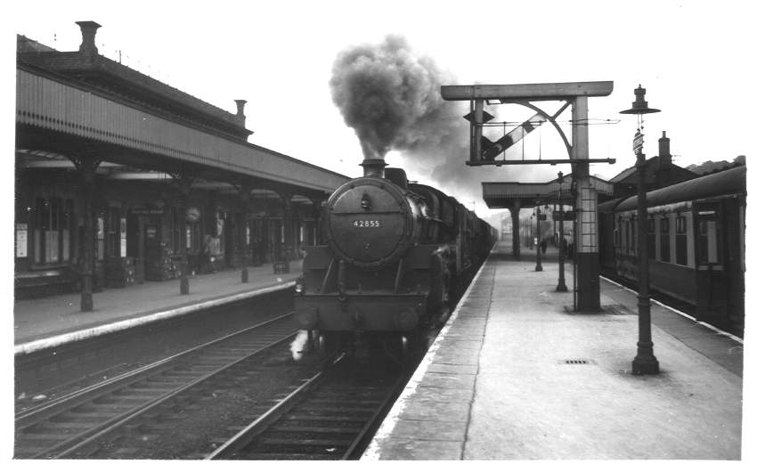 42855 Chesterfield (Midland) Stn