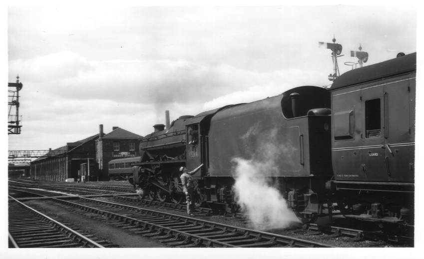 45264 Hereford Station 1965