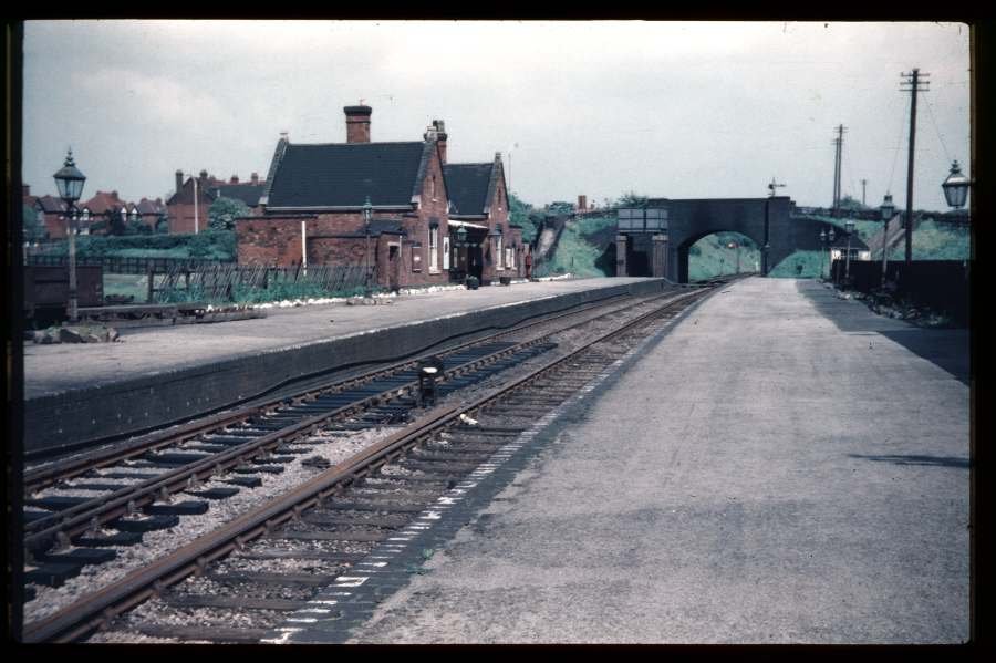 Aldridge Station