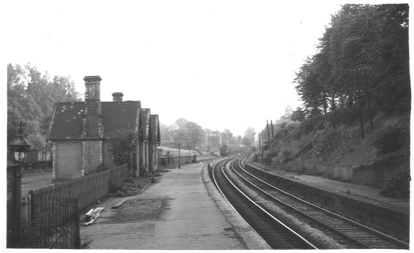 Kings Heath Station