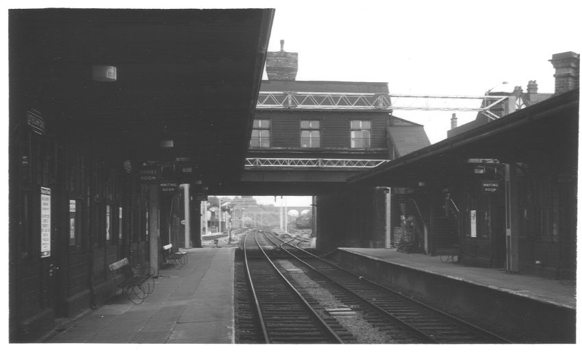Stechford Station