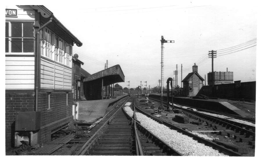 Stratford-on-Avon Station 1959