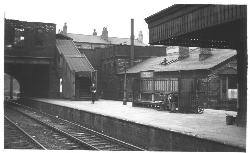 Vauxhall and Duddeston Station