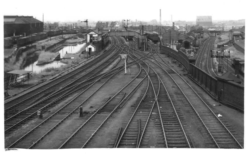 Wolverhampton High Level Station