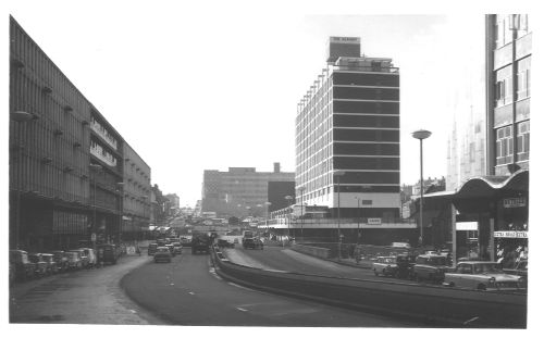 Smallbrook Queensway 1962