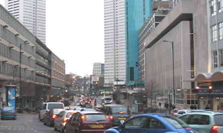 Smallbrook Queensway 2005
