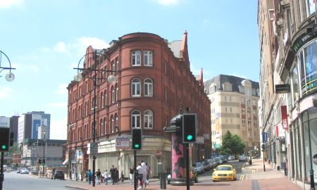 Stephenson Buildings 2005
